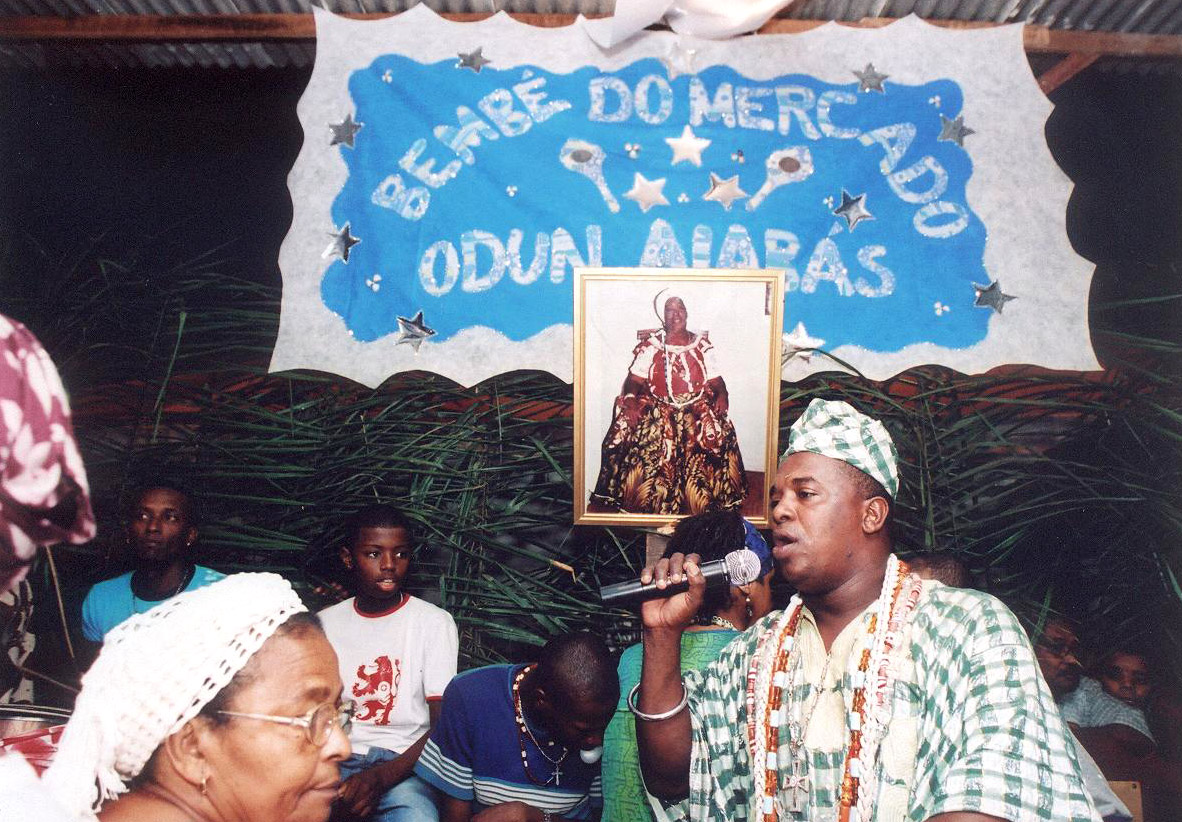Bembê do Mercado and the Abolition of Slavery